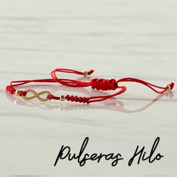 Pulseras Hilo